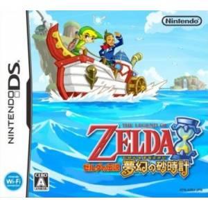 Zelda no Densetsu - Mugen no Sunadokei / The Legend of Zelda - Phantom Hourglass [NDS - Occasion BE]