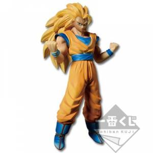 Dragon Ball Anime 30th Anniversary B Prize - Goku super saiyan 3 [Ichiban Kuji / Banpresto]