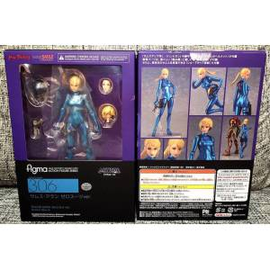 Metroid: Other M - Samus Aran Zero Suit ver. [Figma 306]
