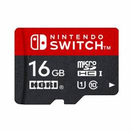 Micro SD Card 16GB for Nintendo Switch [Hori]