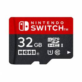Micro SD Card 32GB for Nintendo Switch [Hori]
