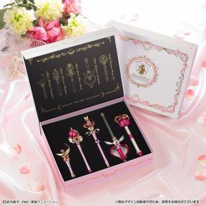 Sailor Moon - Stick & Rod  Moon Prism Limited Edition [Bandai]