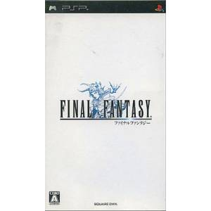 Final Fantasy [PSP - occasion BE]