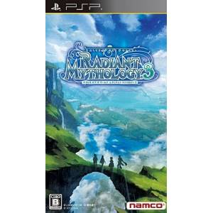 Tales of the World - Radiant Mythology 3 [PSP - Used Good Condition]