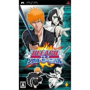 Bleach - Soul Carnival [PSP - Used Good Condition]