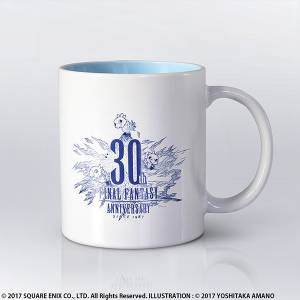 Final Fantasy 30th Anniversary Mug Cup [Goods]