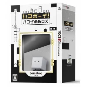 Hako Boy + (amiibo / OST) [3DS]