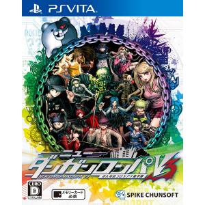 New Danganronpa V3: Everyone's New Semester of Killing - Standard Edition [PSVita-Occasion]