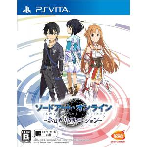 Sword Art Online: Hollow Realization - Standard edition [PSVita-Occasion]