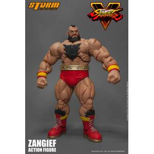 Street Fighter V - Zangief [Storm Collectibles Toys]