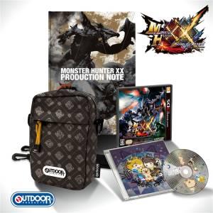 Monster Hunter XX / Double Cross - e-Capcom Limited Edition [3DS]