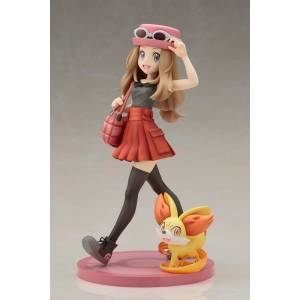 Pokemon Figure Series - Serena with Fennekin [ARTFX J]