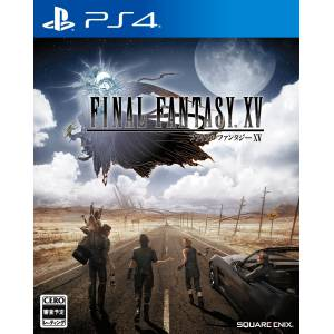 Final Fantasy XV - Std Edition (Includes English, French, Spanish, German, Portuguese Languages) [PS4-Used]