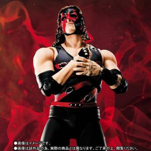 FREE SHIPPING - WORLD WRESTLING ENTERTAINMENT (WWE) -  Kane Limited Edition [SH Figuarts]
