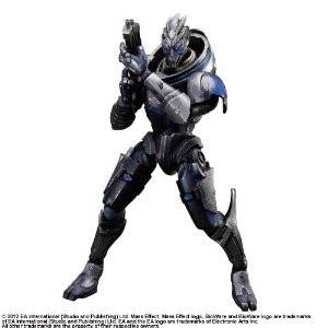 Mass Effect 3 - Garrus Vakarian [Play Arts Kai]