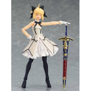 Fate/Grand Order - Saber/Altria Pendragon Lily Third Ascension ver. WFW 2017 Limited Edition [Figma EX-038]