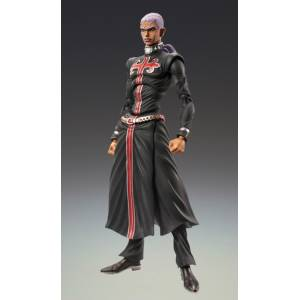 JoJo's Bizarre Adventure - Stone Ocean - Enrico Pucci Wonder Festival 2017 Winter Limited Edition [Super Action Statue]