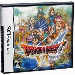 Dragon Quest VI - Maboroshi no Daichi / Realms of Revelation [NDS - Used Good Condition]