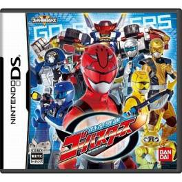 Tokumei Sentai Go-Busters [NDS - Used Good Condition]