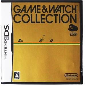Game & Watch Collection [NDS - Used Good Condition]