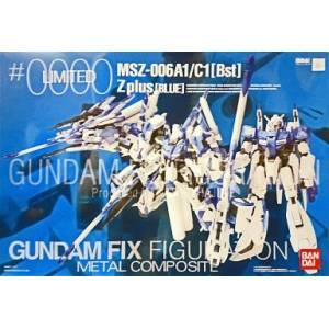 GUNDAM - MSZ-006A1/C1[Bst] ZPlus (Blue ver.) [METAL COMPOSITE Fix Figuration Metal Composite / Used]