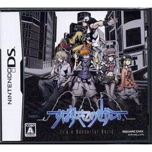 Subarashiki Kono Sekai - It's a Wonderful World / The World Ends With You [NDS - Used Good Condition]