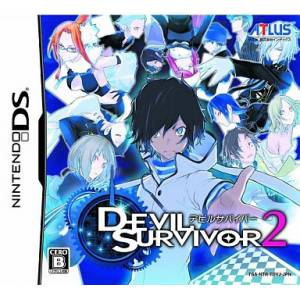 Shin Megami Tensei - Devil Survivor 2 [NDS - Used Good Condition]