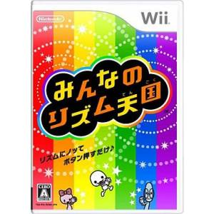Minna no Rhythm Tengoku / Rhythm Heaven Fever [Wii - Used Good Condition]