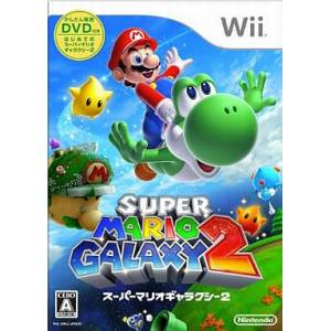 Super Mario Galaxy 2 [Wii - Used Good Condition]