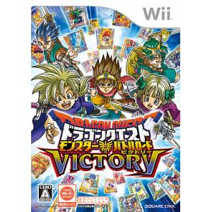 Dragon Quest Monsters - Battle Road Victory [Wii - Used Good Condition]