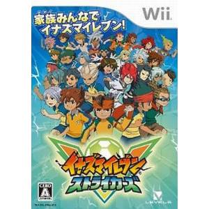 Inazuma Eleven Strikers [Wii - Used Good Condition]
