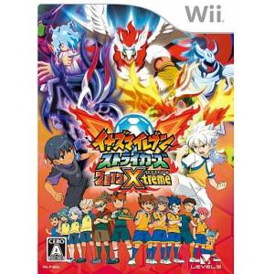 Inazuma Eleven Strikers 2012 Xtreme [Wii - Occasion BE]