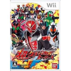 Kamen Rider - Chou Climax Heroes [Wii - Used Good Condition]