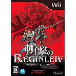 Zangeki no Reginleiv [Wii - Used Good Condition]