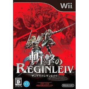 Zangeki no Reginleiv [Wii - Used Good Condition]