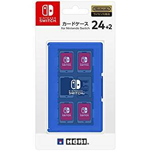 Card Case 24 + 2 for Nintendo Switch - Blue [Hori]
