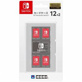 Card Case 12 + 2 for Nintendo Switch - White [Hori]