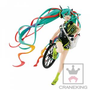 Racing Miku - Hatsune Miku Team Ukyo 2016 -Support Version- [Banpresto]
