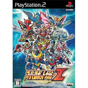 Super Robot Taisen Z [PS2 - Used Good Condition]