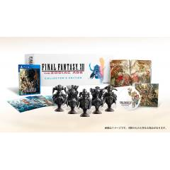 Final Fantasy XII The Zodiac Age - Collector's Limited Edition (Multi Langage) [PS4]