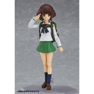 GIRLS und PANZER der Film - Yukari Akiyama: School Uniform ver. [figma 344]