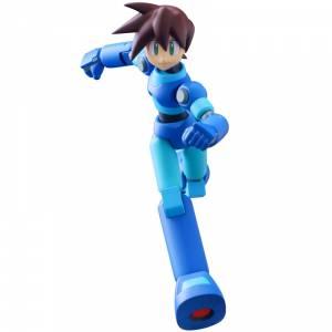 Mega Man / Rockman Series - Mega Man Legends: MegaMan Volnutt [4 Inch Nel]