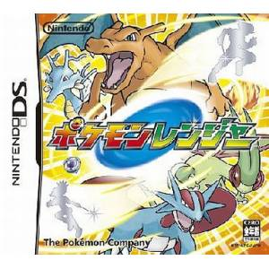 Pokemon Ranger [NDS - occasion BE]