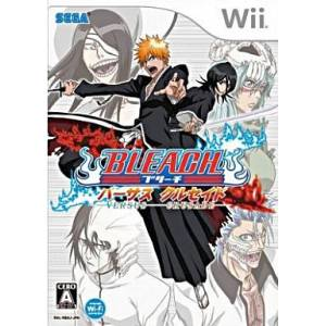 Bleach - Versus Crusade [Wii - Used Good Condition]
