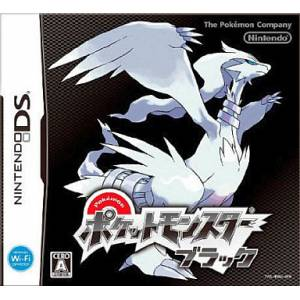 Pocket Monster Black / Pokemon Black Version [NDS - Used Good Condition]