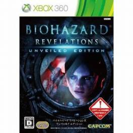 BioHazard / Resident Evil Revelations - Unveiled Edition [X360 - Used Good Condition]
