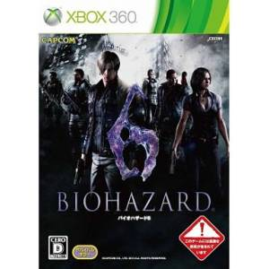 BioHazard 6 / Resident Evil 6 [X360 - Occasion BE]