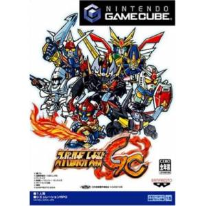 Super Robot Taisen GC [NGC - used good condition]
