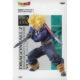 Dragon Ball Z HQ DX Vol 1 - Trunks Super Saiyan