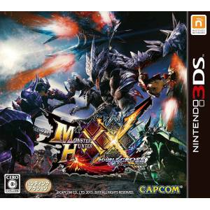 Monster Hunter XX / Double Cross [3DS - Occasion]